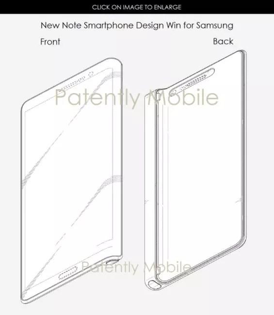 Patente de Samsung