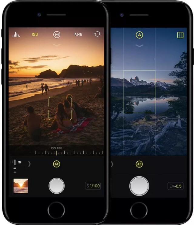 App de cámara para tu <stro data-recalc-dims=