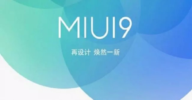 Beta de MIUI 9