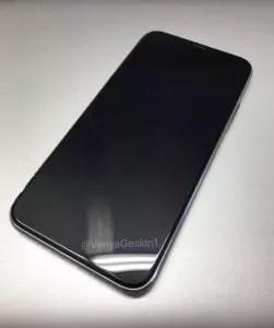 Pantalla del iPhone 8