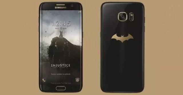 Batman de Samsung
