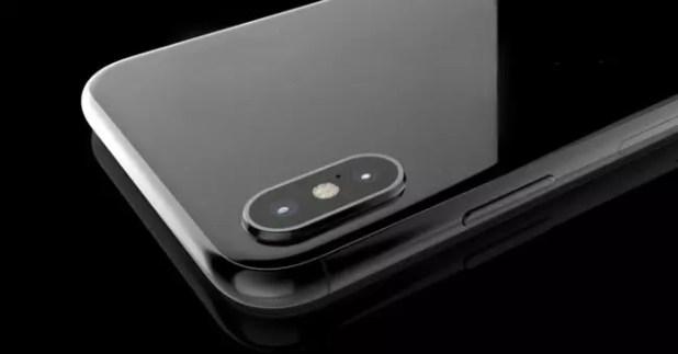 Doble cámara del iPhone 8
