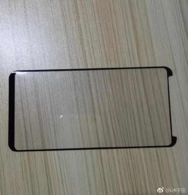 Panel del Samsung℗ Galaxy℗ Note 8