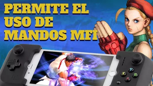 Street Fighter IV: Champion Edition llega a iOS