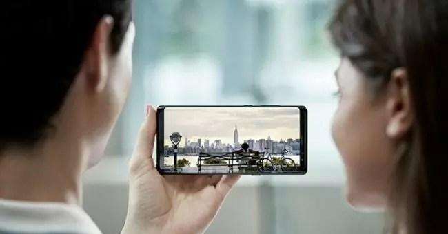 ahorrar espacio en el Samsung Galaxy Note 8