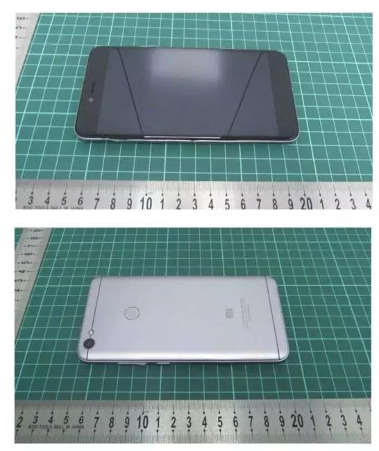 Phablet Xiaomi℗ Redmi Note 5A Prime