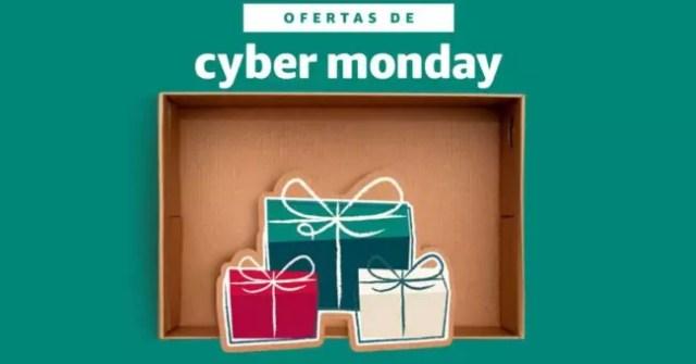 Cyber Monday 2017 de Amazon