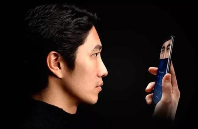 escáner facial en el Galaxy℗ S9