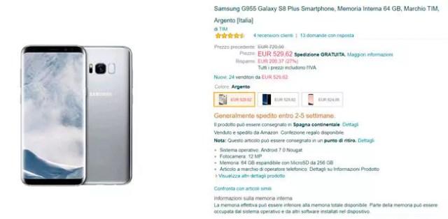 comprar el Samsung℗ Galaxy℗ S8+