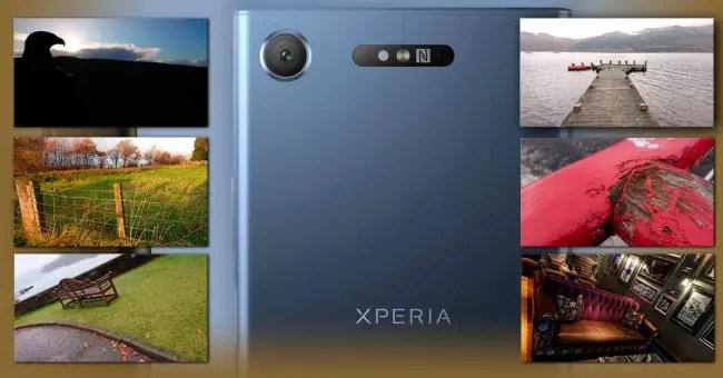 Root del Sony® Xperia XZ1