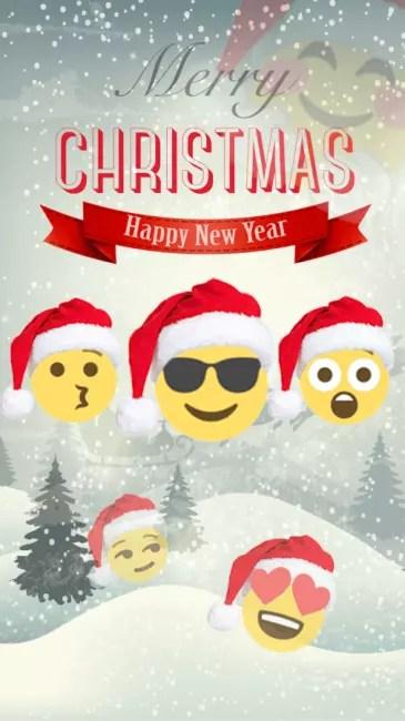 emojis navideños