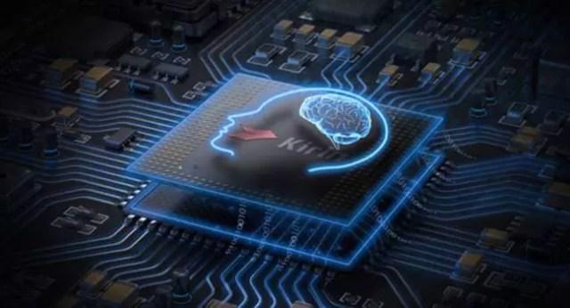chip de inteligencia artificial de Huawei