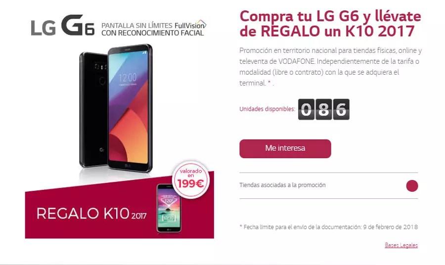 Promoción de LG