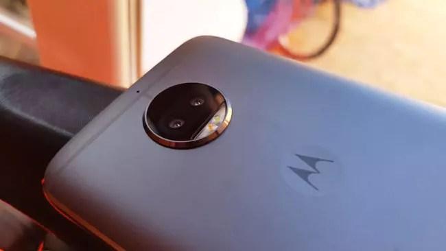 Motorola Moto G5S Plus dos sensores