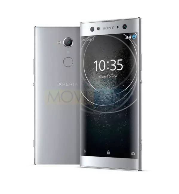 Sony Xperia(móvil) XA2 Ultra plata