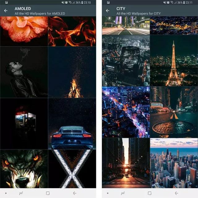 Fondos de pantalla para smartmoviles Android