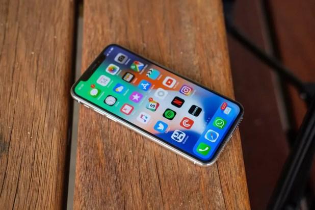 Pantalla OLED de 5.8 pulgadas del iPhone X
