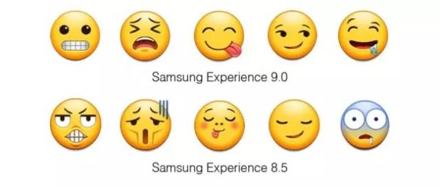 Android oreo emojis