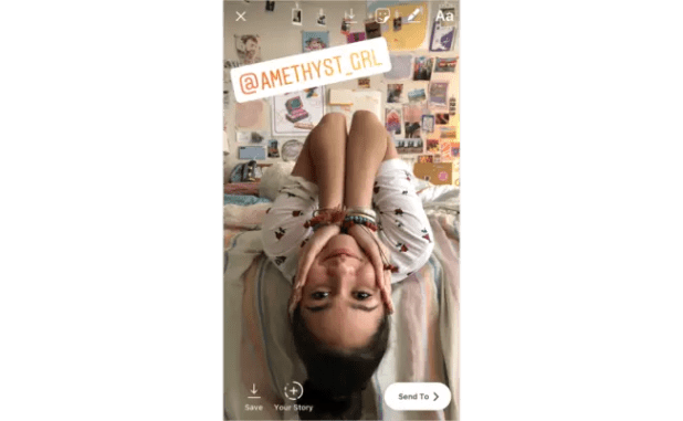 stickers para etiquetar en Instagram