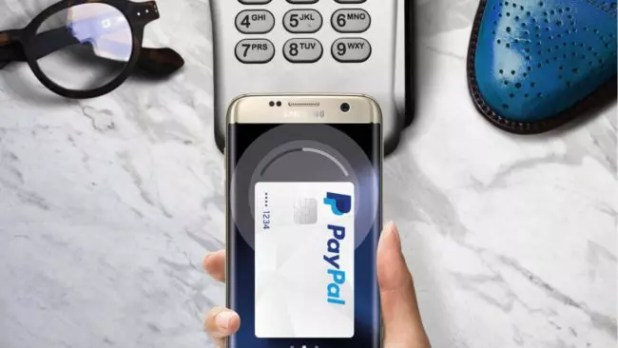 Paypal en Samsung pay