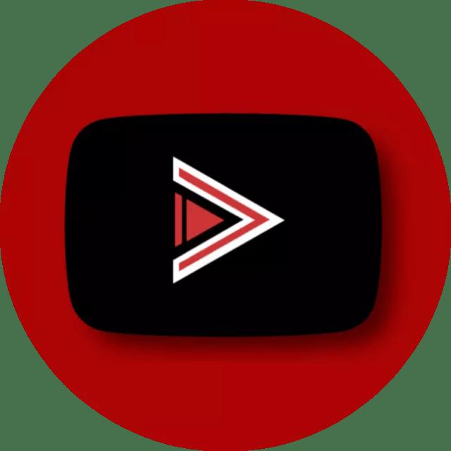 Logo de YouTube Vanced