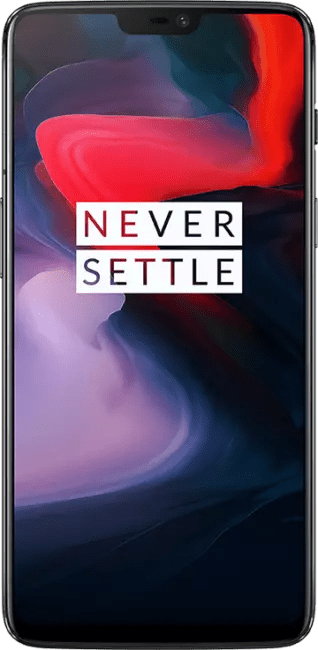 OnePlus 6-frontal