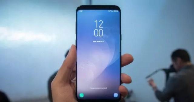 Samsung Galaxy℗ S8 Lite