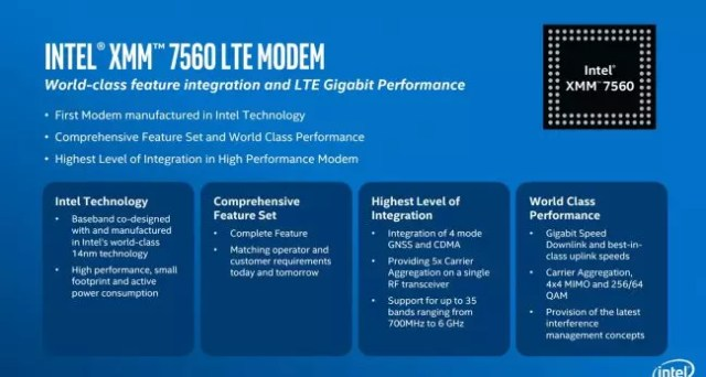 iPHone x 2018-modem-intel