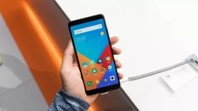 móviles con flash frontal -Xiaomi Redmi Note 5 Pro