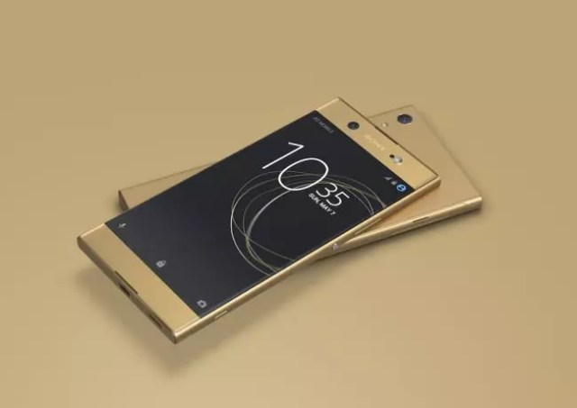 móviles con flash frontal-Sony Xperia(móvil) XA1 Ultra