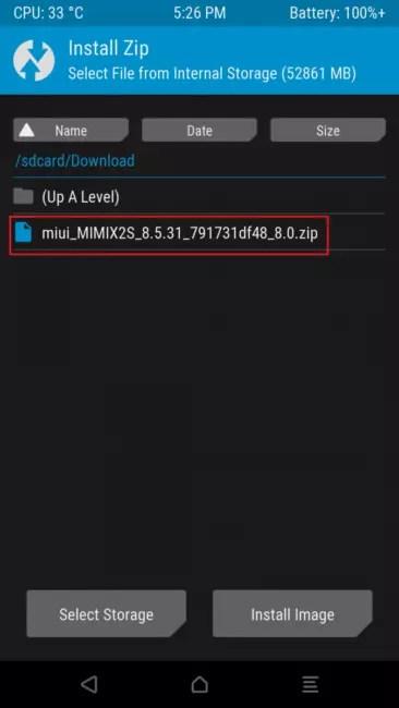 instalar MIUI 10