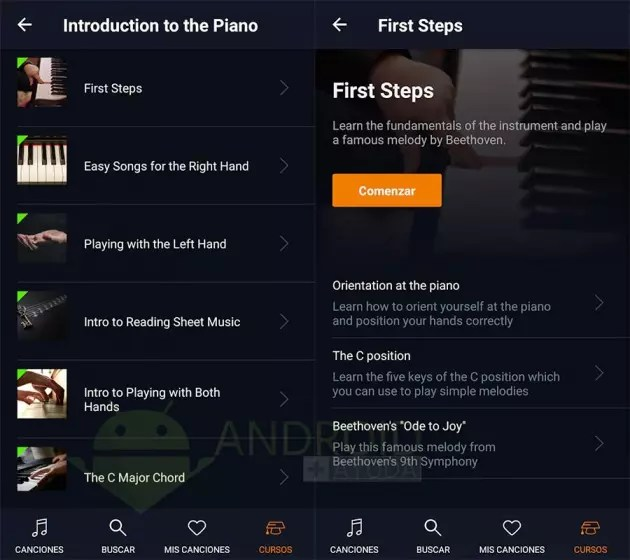 Flowkey-app-cursos