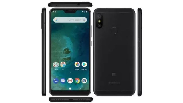 Xiaomi Mi A2 Lite-vista global