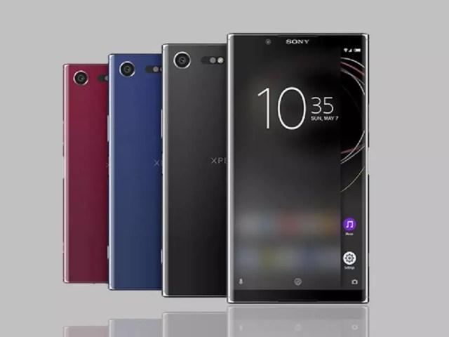 Smartphones Sony℗ Xperia