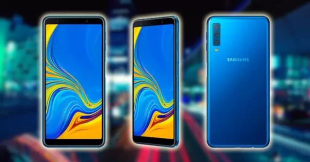 Samsung Galaxy℗ a7 2018