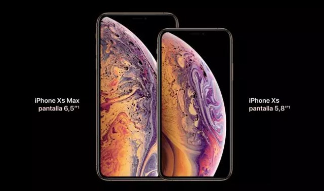 iphone xs max y xs
