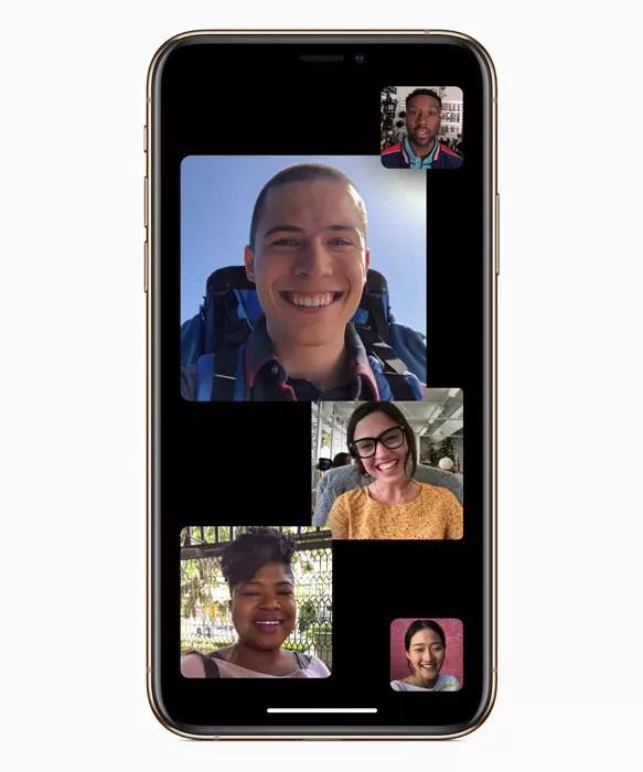 Videollamadas en FaceTime
