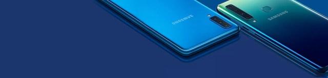 Galaxy A7 y A9
