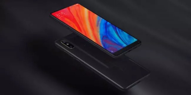 Aspecto del Xiaomi℗ Mi MIX2S