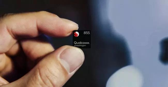 Chipset Qualcomm Snapdragon 855