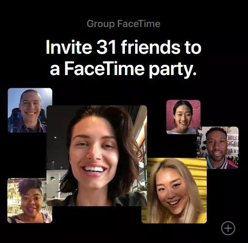 FaceTime Party