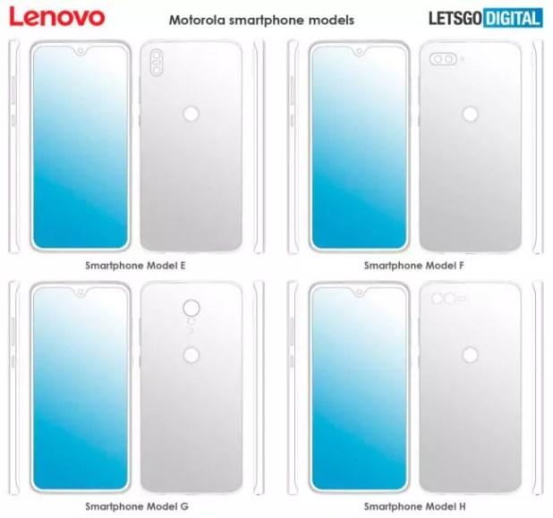móviles Motorola de 2019