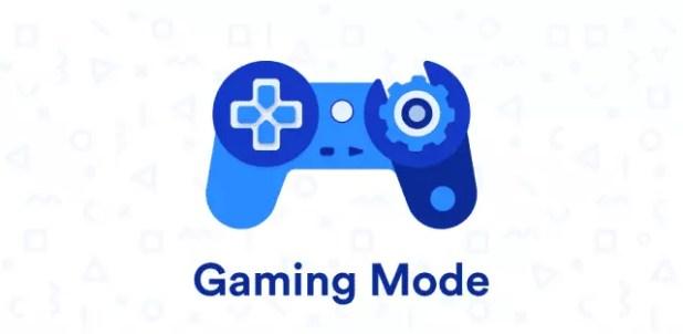 gaming mode