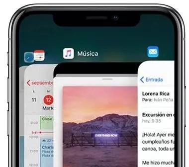 iphone-x-multitarea