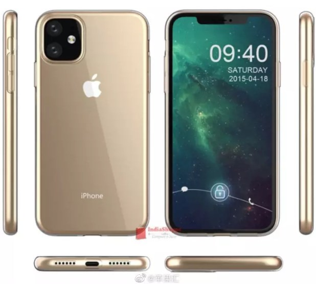 iphone xr 2019 concepto