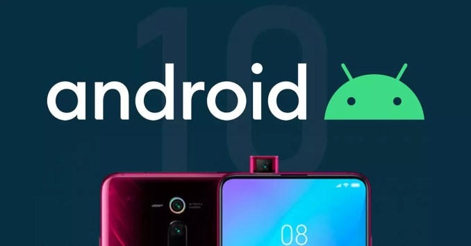 Android 10 custom ROM for Xiaomi devices in Nigeria