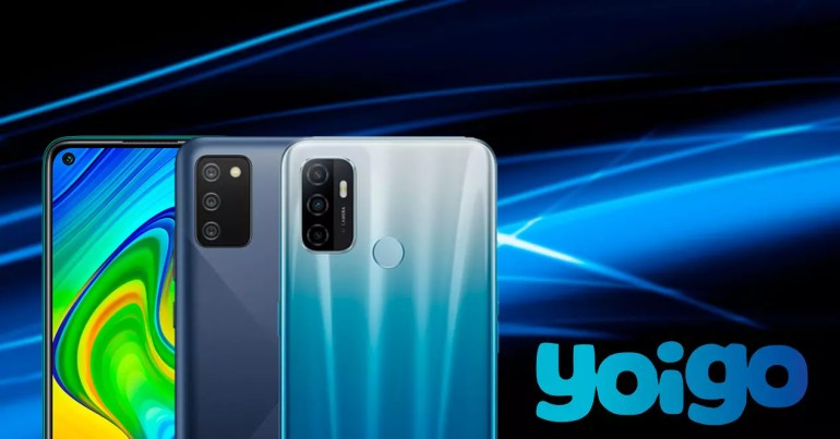 free mobile yoigo