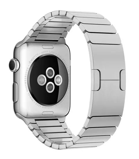 Sensores del Apple Watch
