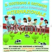 Napoli: incontro di Shalom in occasione del Forum Sad