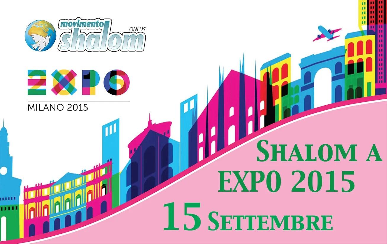 Shalom at EXPO 2015